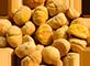 Frozen chestnuts